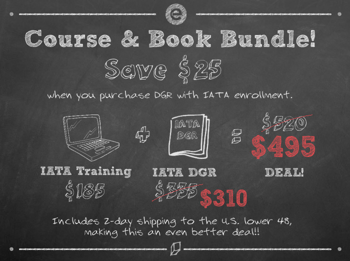 IATA Course and Book Bundle 2015